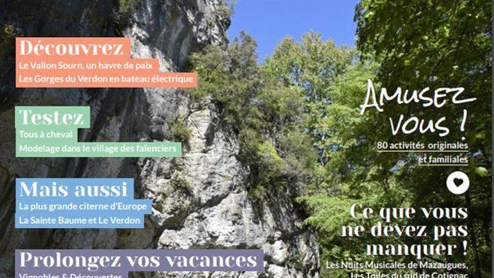 "Photo of Documentation La Provence Verte ""Une Provence Inattendue"" n°6 / 2018"