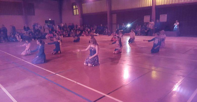 Photo of 1ère danse de la saison