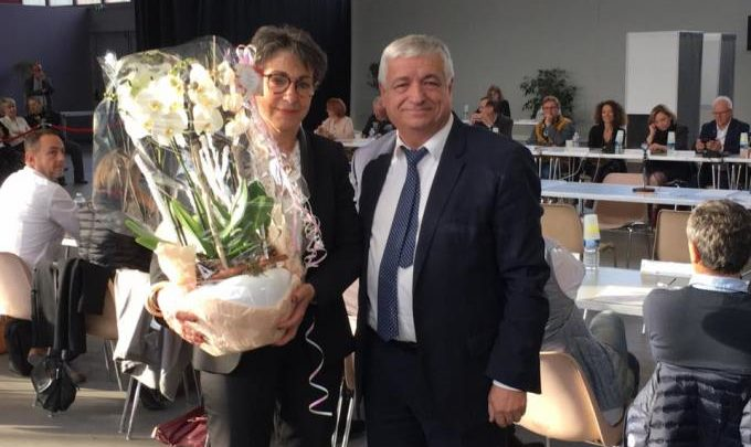 Photo of Josette Pons quitte la présidence de la Communauté d'Agglomération