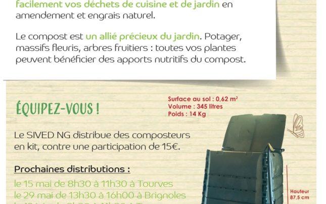 Photo of Distributions de composteurs