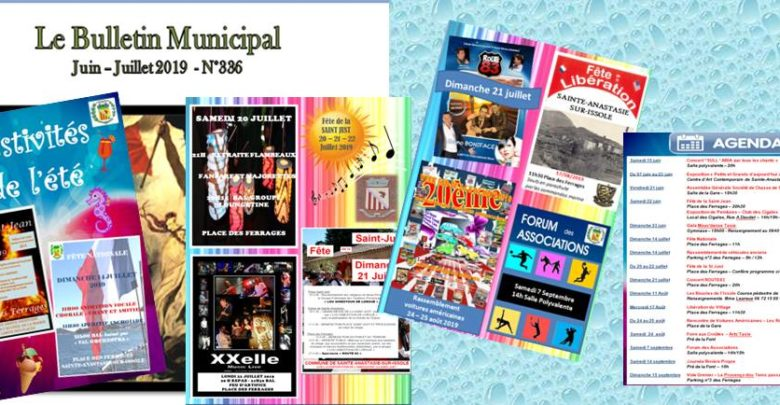 Photo of Bulletin Municipal Juin-Juillet 2019