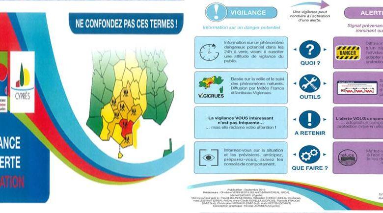 "Photo of ""Vigilance et alerte inondation"""
