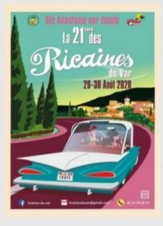 Photo of Les Ricaines du Var – 29 & 30 août 2020