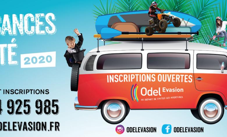 Photo of COLOS ETE 2020 DE L'ODEL : ouverture des inscriptions !