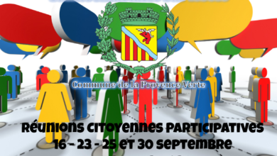 Photo of Réunions Citoyennes Participatives – par quartiers