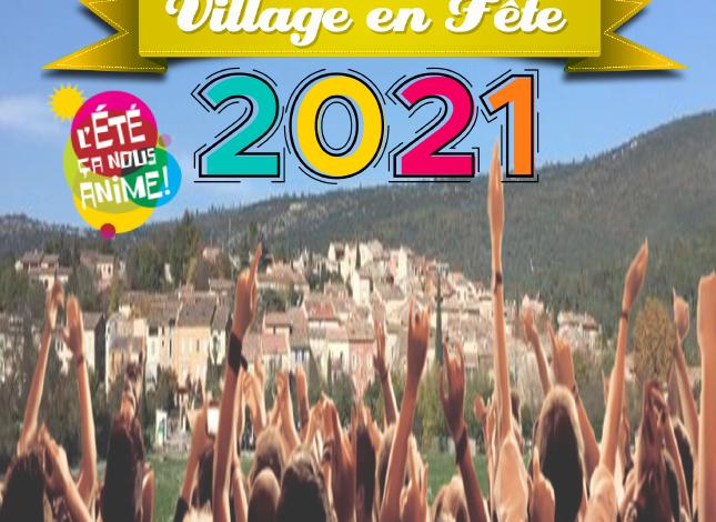 Photo of Estivale 2021 – Les rendez-vous de l'été